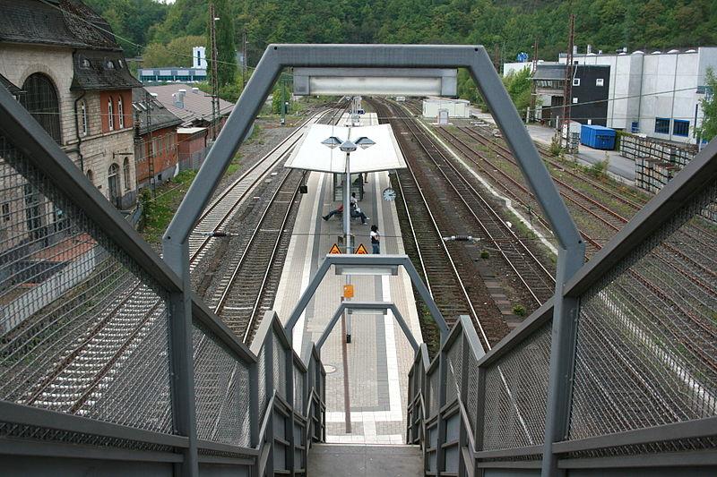 Instandsetzung der Aufzüge am Bahnhof Werdohl noch in diesem Jahr