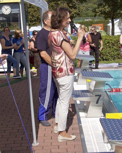 Schwimmfest des SV08 Werdohl