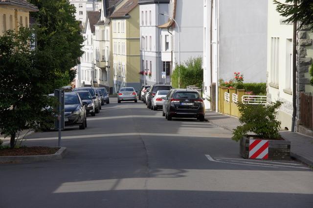 Lösungsvorschläge zur Parkplatzsituation auf dem Köstersberg