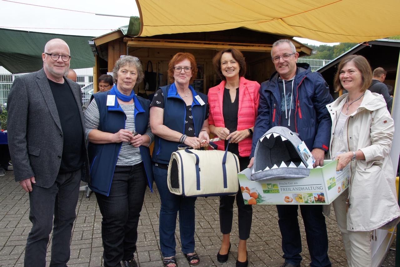 Zehn Jahre Auffangstation – SPD Werdohl gratuliert