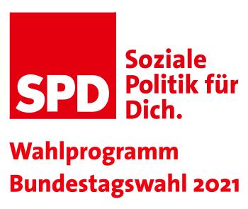 SPD-Wahlprogramm2021